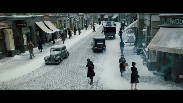 The Book Thief Himmel Street